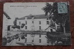 ROMILLY SUR SEINE (10) - MOULIN DE SELLIERES - Romilly-sur-Seine