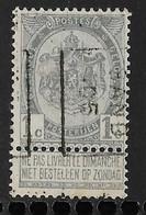 Gent 1905   Nr. 672B - Precancels