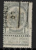 Gent 1907   Nr. 871A - Precancels