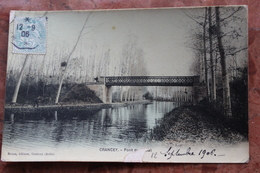 CRANCEY (10) - LE PONT DU CANAL - Autres Communes