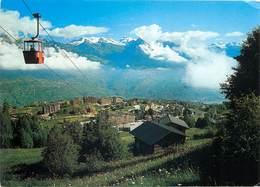 D1465 Alps Mountain Station De Haute Nendaz Telpher - BE Berne
