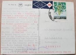 Liban Germany 1962 - Libya
