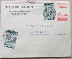 Maroc Casablaca Suisse - Morocco (1956-...)