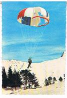 PARACHUTISME    CPM  BE  AV318 - Parachutisme