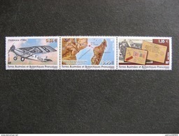 TAAF: TB Bande N° 591/593, Neuve XX. - French Southern And Antarctic Territories (TAAF)