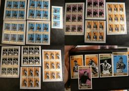 Champions Olympiques (Ali, Frazier, Mathias, Thorpe, Owens)  - 5 Valeurs En Blocs Neufs ** - Manama - Collections (sans Albums)