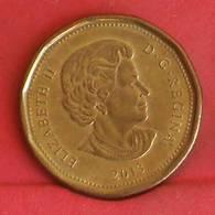 CANADA 1 DOLLAR 2013 -    KM# 1255 - (Nº27241) - Canada