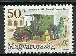 Hungary 2005 Mi 5049 MNH ( ZE4 HNG5049dav142B ) - Autos