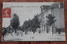 ROMILLY SUR SEINE (10) - AVENUE DE LA BOULE D'OR - Romilly-sur-Seine