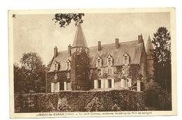 LOIRET - Dépt N° 45 = AUTRY Le CHATEL 1939 = CPA Edition LENORMAND = LE PETIT CHATEAU / Mme De Sévigné - France