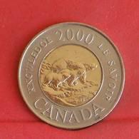 CANADA 2 DOLLARS 2000 -    KM# 399 - (Nº27243) - Canada