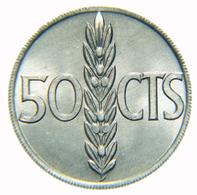 [NC] SPAGNA - FRANCO - 50 CENTIMOS 1966 (nc3486) - [ 5] 1949-… : Regno