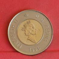 CANADA 2 DOLLARS 1996 -    KM# 270 - (Nº27245) - Canada