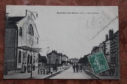 ROMILLY SUR SEINE (10) - RUE GAMBETTA - Romilly-sur-Seine