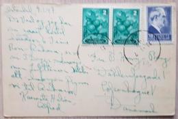 Turkey 1947 Denmark - Turkey