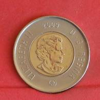 CANADA 2 DOLLARS 2009 -    KM# 496 - (Nº27246) - Canada
