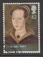 GB 2009 Kings & Queens (2nd Series) House Of Tudor 62 P Multicoloured  SG 2927 O Used - 1952-.... (Elizabeth II)