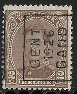 Gent 1926   Nr. 3644A - Vorfrankiert