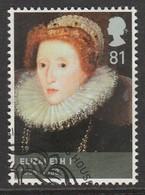 GB 2009 Kings & Queens (2nd Series) House Of Tudor 81 P Multicoloured  SG 2929 O Used - 1952-.... (Elizabeth II)