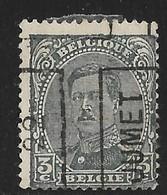 Jumet 1922   Nr. 2891A - Vorfrankiert