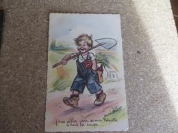 ENVIRON 80 Cartes Postales ,fantaisies Et Illustrateurs ,vendue En 1 Lot ,pése 366 Grammes Sans Emballage - Postcards