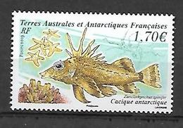 TAAF 2019 - Poisson Cacique Antarctique ** - French Southern And Antarctic Territories (TAAF)