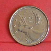 CANADA 25 CENTS 2003 -    KM# 493 - (Nº27256) - Canada