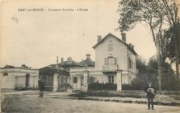 77 MARY SUR MARNE - Fondation Borniche - L'Entrée - France
