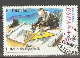 ESPAÑA 2001 EDIFIL  3829 Usado - 1931-Today: 2nd Rep - ... Juan Carlos I