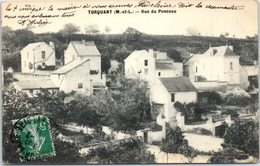 49 - TURQUANT -- Rue Du Ponceau - Sonstige Gemeinden