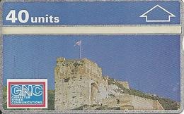 Gibraltar: GNC 101K Morish Castle. Mint - Gibraltar
