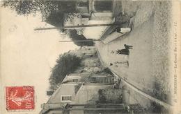 77 MONTIGNY - La Grande Rue Et Le Gué - France
