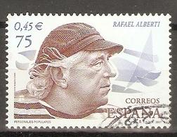 ESPAÑA 2001 EDIFIL  3784 Usado - 1931-Today: 2nd Rep - ... Juan Carlos I