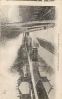 77 MAROLLES SUR SEINE - L'Ecluse Et Le Canal - France
