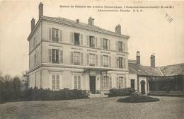 77 PONT AUX DAMES-COUILLY - MAison De Retraite Des Artistes Dramatiques - Administration - Façade - France