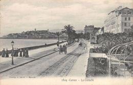 Cannes (06) - La Croisette - Cannes