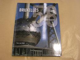 BRUXELLES 58 Année Lumière Régionalisme Exposition Universelle 1958 Belgique Expo 58 Brussel Belgium Pavillon - Cultuur