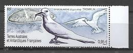 TAAF 2019 - Gygis Blanche De Tromelin ** - French Southern And Antarctic Territories (TAAF)