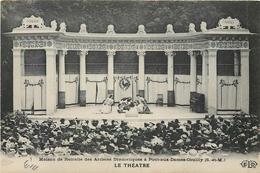 77 PONT AUX DAMES-COUILLY - Maison De Retraite Des Artistes Dramatiques - Le Théatre - France