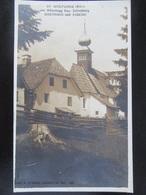 St Wolfgang Bez Judenburg 1927 Gasthaus Und Kirche - Judenburg