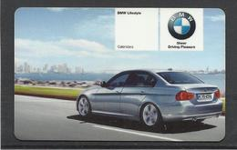 Romania, BMW, 2009. - Calendriers