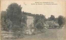 77 PONT AUX DAMES - Vallée Du Morin - Le Moulin Hérouin - France