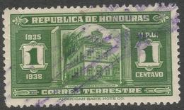 Honduras. 1935 Definitives. 1c Used SG 365 - Honduras