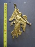 M F  - Ange En Cuivre - Engel In Koper - 93 Gram - Cuivres