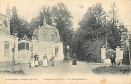 77 POMPONNE - La Pomponnette - France