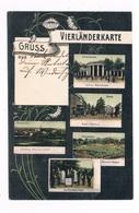 B-7005  VAALS / MORESNET / NEUTRAL-GEBIET : Herzliche Grüsse - Blieberg