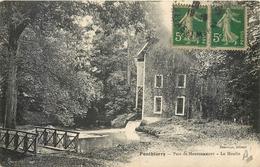 77 PONTHIERRY - Parc De Montgermont - Le Moulin - France