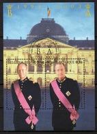 BELGIE: COB BLOK 105 Zeer Mooi Gestempeld. - Bloques 1962-....