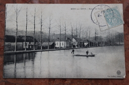 MERY SUR SEINE (10) - BASSIN DU CANAL - Autres Communes