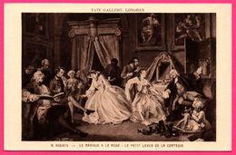 W. HOGARTH - Le Mariage à La Mode - Le Petit Lever De La Comtesse - Animée - BRAUN & Cie - Evénements